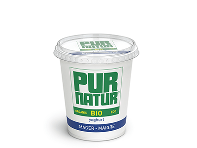 Pur Natur Low-fat natural yogurt 750g