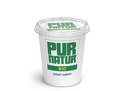 Pur Natur Set natural yogurt 750g